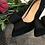 Thumbnail: black ribbon shoes