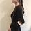 Thumbnail: brown knit dress