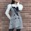 Thumbnail: black  bijou mini dress