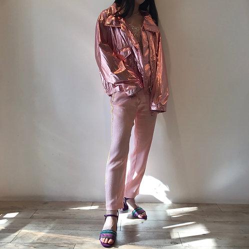 line pants (pink)
