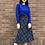 Thumbnail: london girl checked skirt