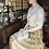 Thumbnail: mix gold glitter skirt