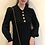 Thumbnail: virgin wool knit dress[black]