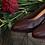 Thumbnail: bordeaux soft leather shoes