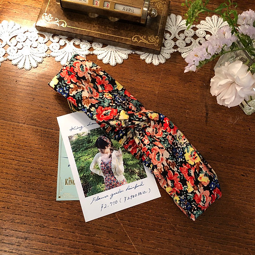 flower garden hairband