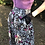 Thumbnail: black flower skirt