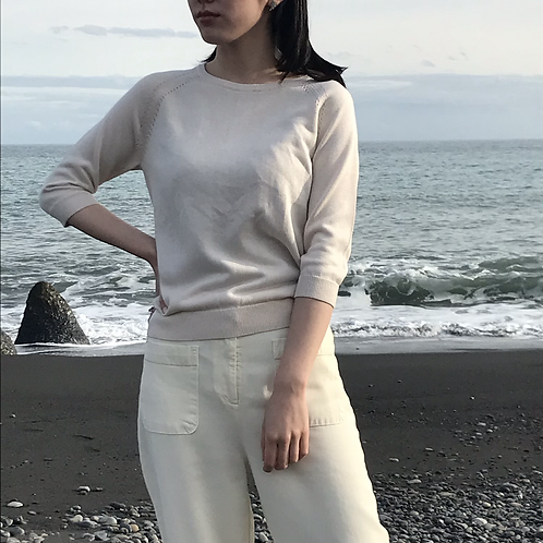 shell knit tops