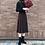 Thumbnail: glitter line skirt(cassis)