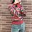 Thumbnail: 80s wave pattern knit