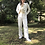 Thumbnail: white denim jacket