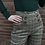 Thumbnail: green checked pants