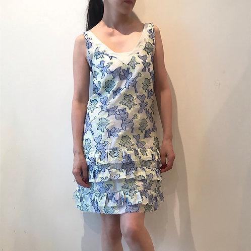 STMA jacquard mini dress