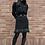 Thumbnail: black fur skirt