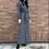 Thumbnail: navy maxi dress