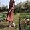 Thumbnail: vintage pink glitter dress