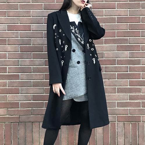 black taylor coat