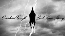 "Overlord Gruff releases the artwork for his studio debut album, ""Lord Have Mercy""."