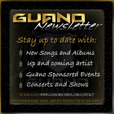 Guano Newsletter