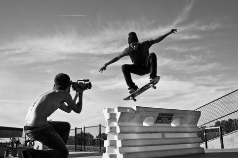 Is Skateboarding Hip-hop?