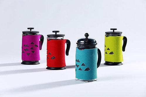 Vibrant Coffee Cosy