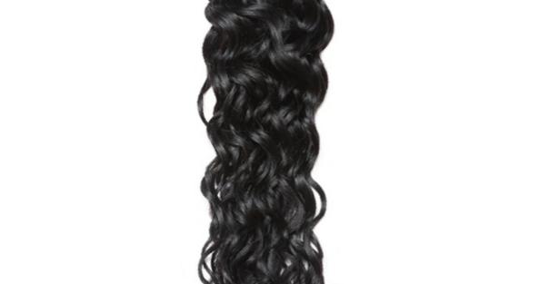 NATURAL WAVE VIRGIN HAIR WEAVE