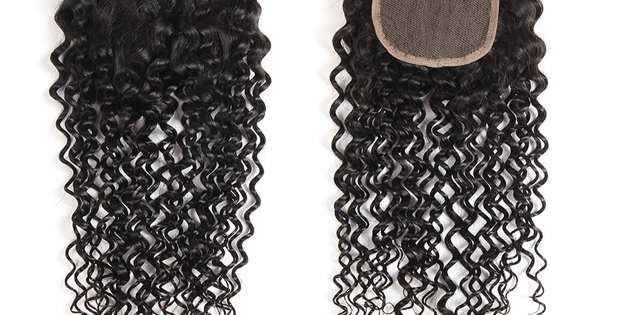 TIGHT CURLY LACE CLOSURE
