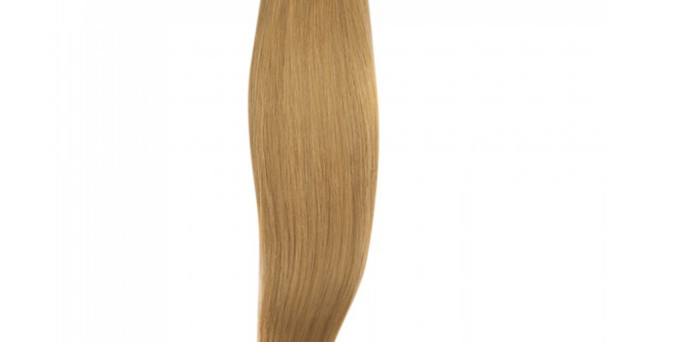 #27 STRAIGHT STRAWBERRY BLONDE VIRGIN HAIR WEAVE