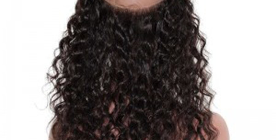 NATURAL WAVE 360° LACE FRONTAL