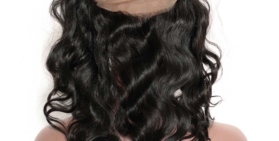 BODY WAVE 360° LACE FRONTAL