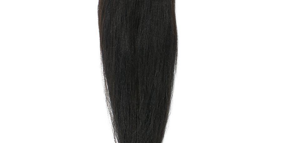 YAKI STRAIGHT VIRGIN HAIR WEAVE