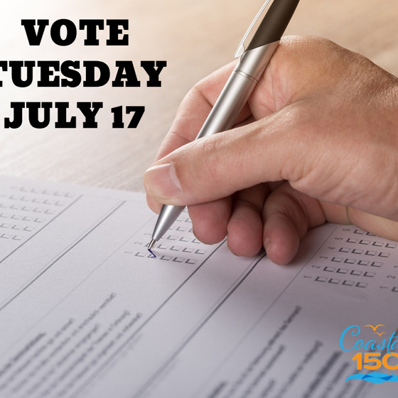 Coastal 150 Voter Guide: Run-off Election Next Tuesday July 17th