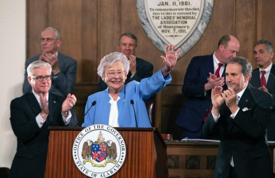 Governor Ivey Releases Rebuild Alabama Act