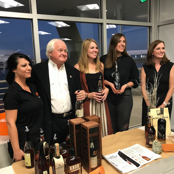 Inaugural Bourbon by the Bay Event a Great Success