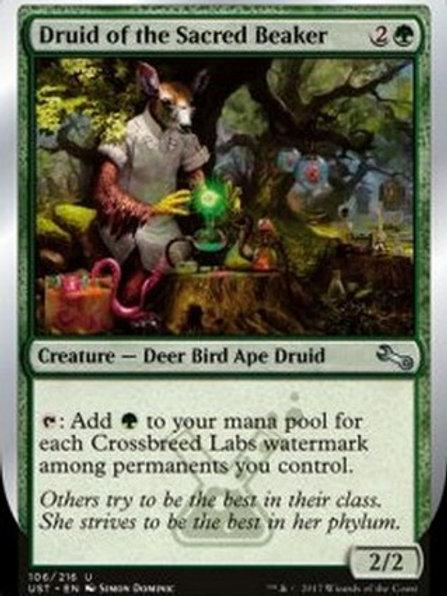 Druid of the Sacred Beaker