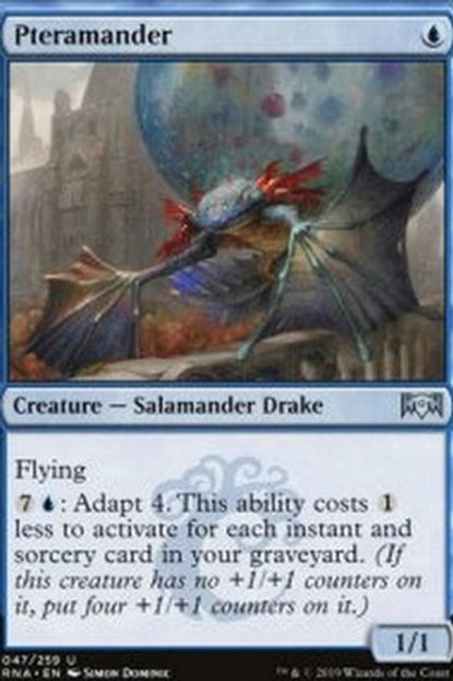 Pteramander
