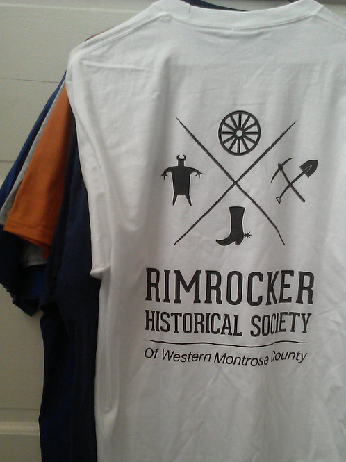 Rimrocker Logo Tee's