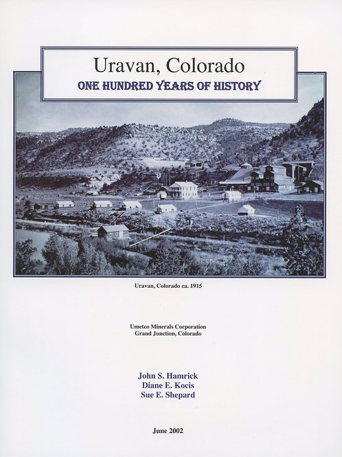 Uravan Colorado [Limited Edition]