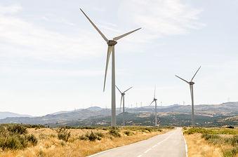 Wind turbines Portugal