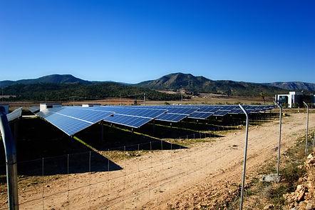Solar panels in Cyprus