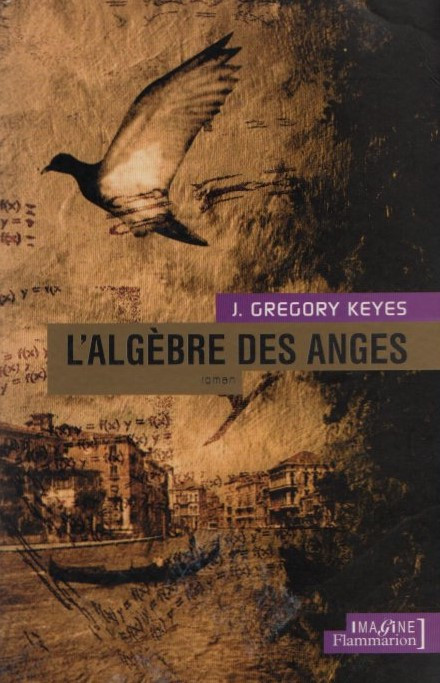 French cover for A Calculus of Angels