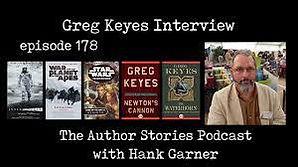 Hank Garner episode 178 - Greg Keyes int