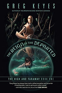 The Reign of the Departed cover