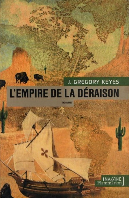French cover for Empire of Unreason