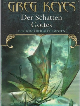 Shadows of God German edition cover art