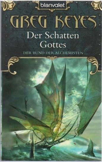 Shadows of God German edition cover art