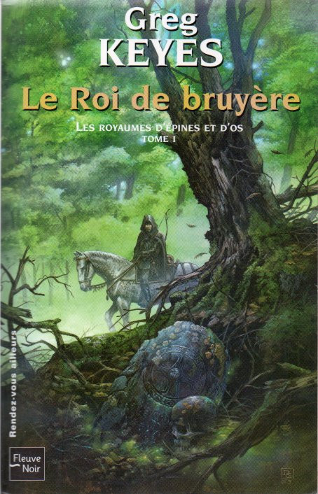 The Briar King French edition cover art