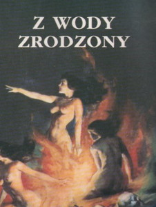 Polish artwork for the Waterborn Cover