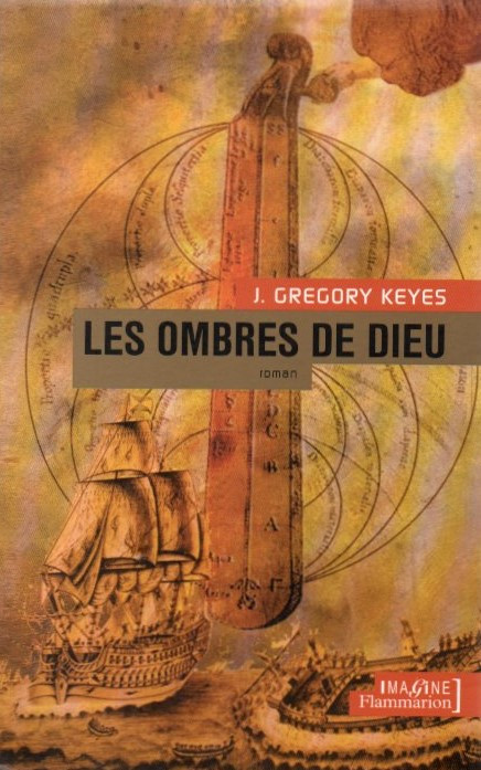 French cover for Shadows of God
