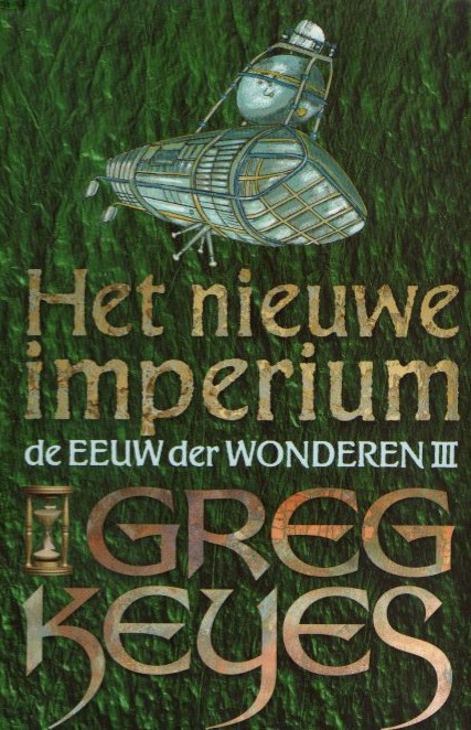 Netherlands cover for Empire of Unreason