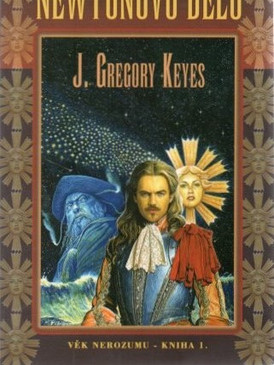 Newton's Cannon Czech Republic edition cover art